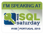 SQL Saturday 188 – Portugal